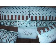 PERSONALIZED BEDDING